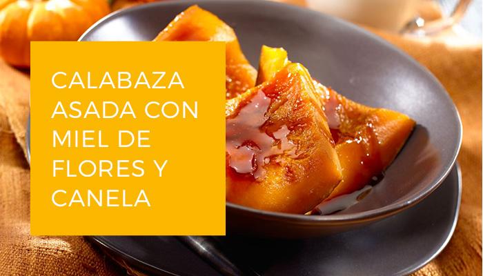 Imagen Calabaza con Miel Es.