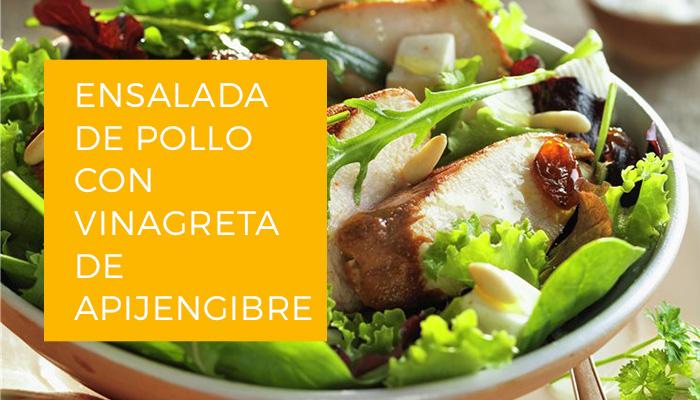 Imagen Ensalada pollo Es.
