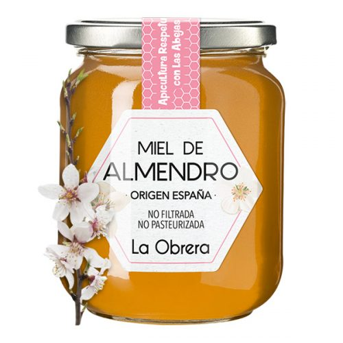 Miel de Almendro Ficha Es.
