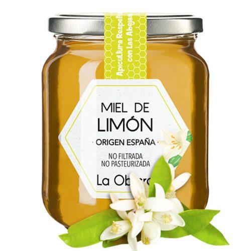 Miel de Limón Ficha Es.